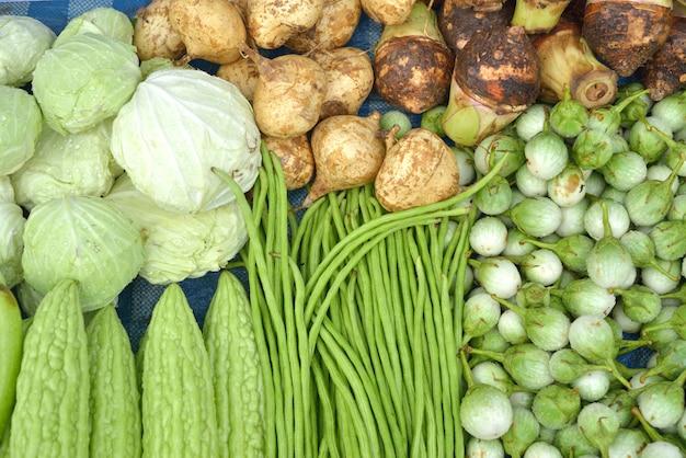 Vegetal tailandês