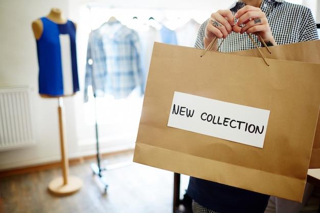 Veja a nova coleção