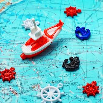 Vela e viagens marítimas