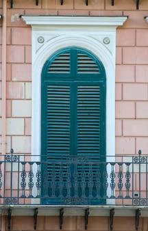 Velha janela siclian