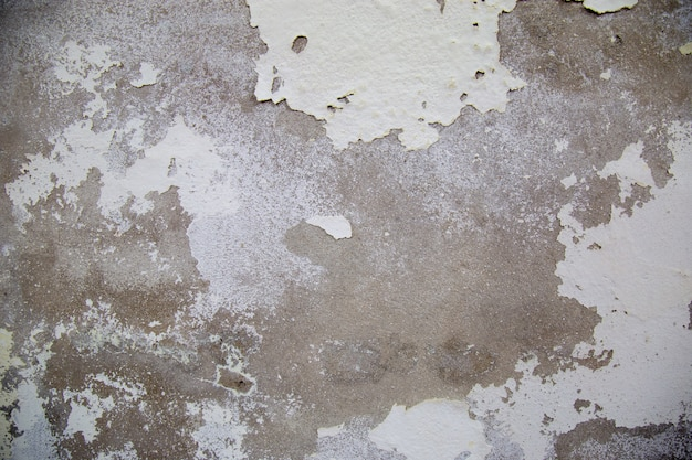 Velha parede cinza