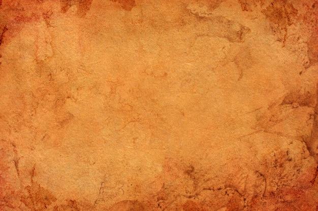 Velho grunge de papel pardo