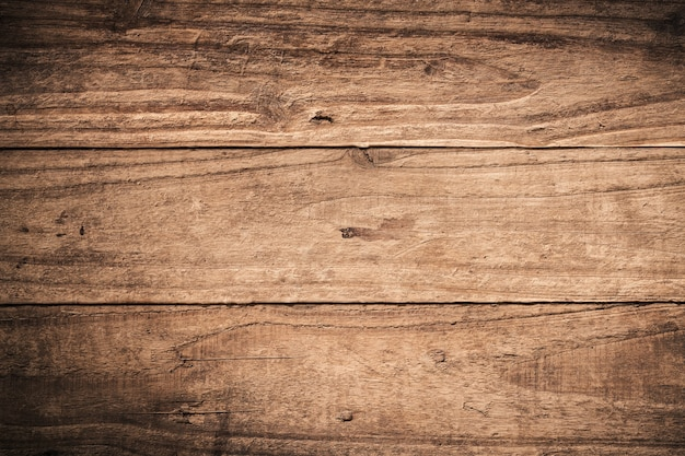 Velho grunge escuro com textura de madeira