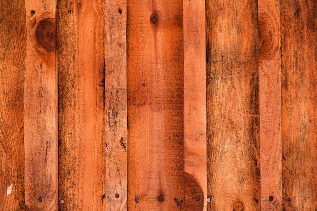 Velho, painéis de madeira grunge usados como plano de fundo