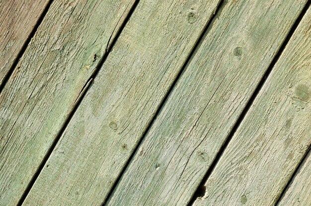 Velho pintado tábuas de madeira para plano de fundo ou textura
