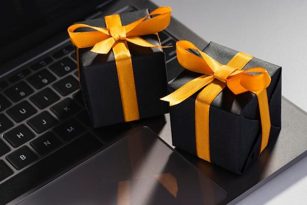 Vendas de compras da cyber monday