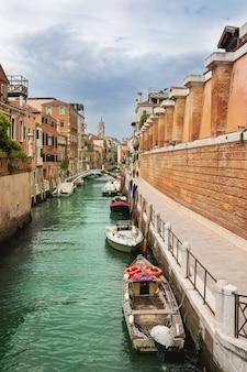 Veneza romântica bonita