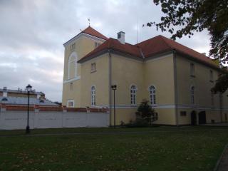 Ventspils castelo
