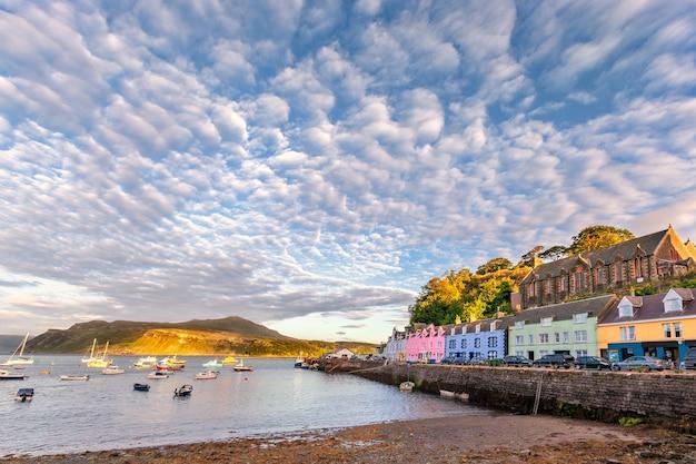 Ver em portree isle of skye na escócia