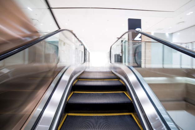 Ver escada rolante