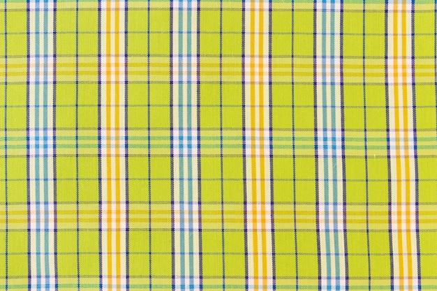 Verifique o padrão sem emenda de pixel de textura de tecido