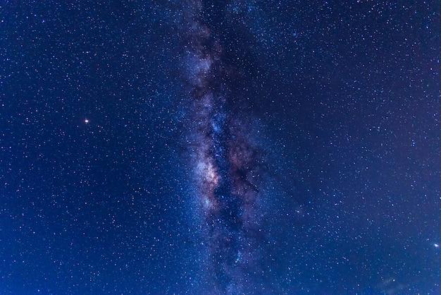 Via láctea e céu