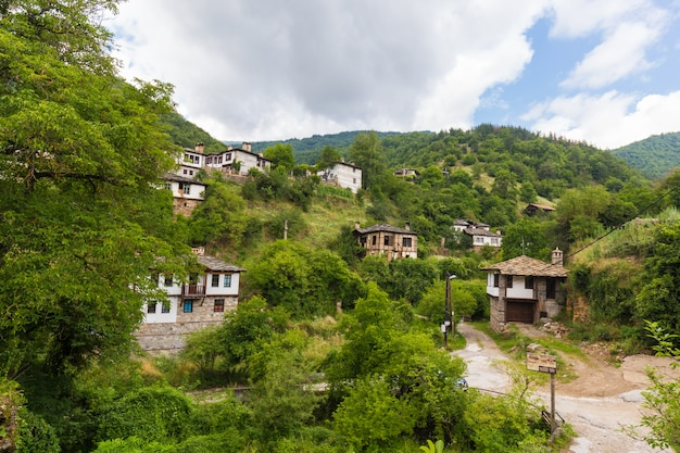 Viagem à europa na bulgária