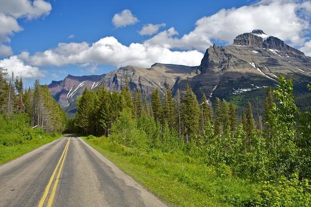 Viagem de montana