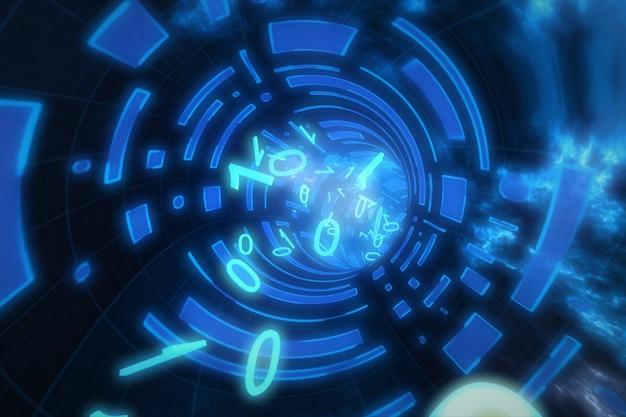 Viagem de túnel de dados