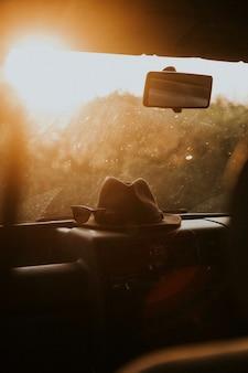 Viagem de verão para o campo