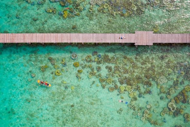 Viagem tailândia mar