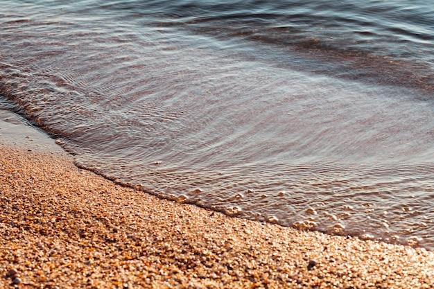 Viagem, viagem, turismo, lazer. destino de férias de verão à beira-mar. local de férias de areia do oceano.