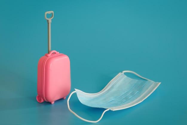 Viagens e voos durante o período de covid19 espaço livre cópia espaço férias férias