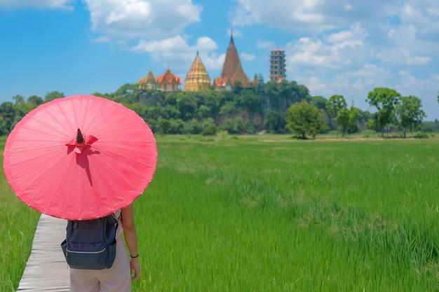 Viajando na tailândia