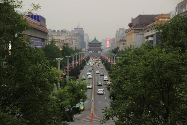 Viajando para a china