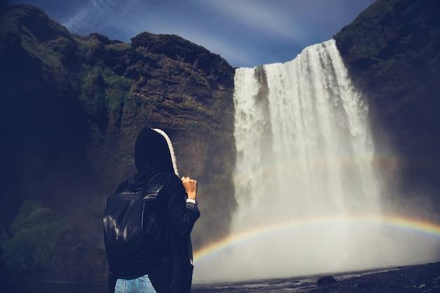 Viajar branco adultos turismo