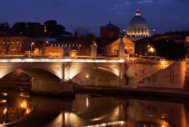 Victor emmanuel ii bridge em roma