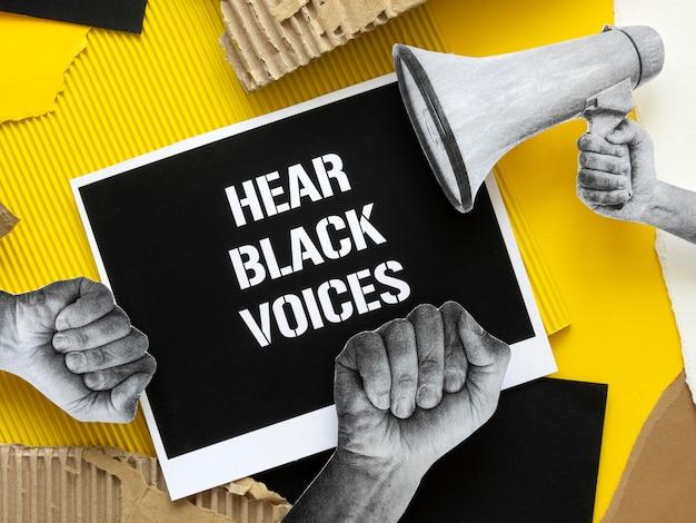 Vidas negras importam comunidade