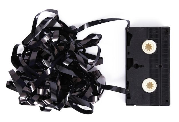 Videocassete antigo