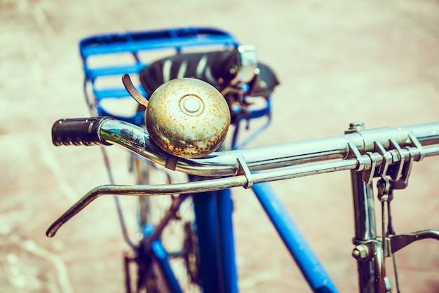 Vintage de bicicleta