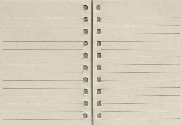 Vintage do fundo do papel de nota marrom.