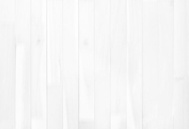 Vintage pintado o fundo da parede de madeira, textura de cor cinza branca