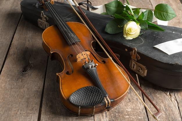 Violino bonito