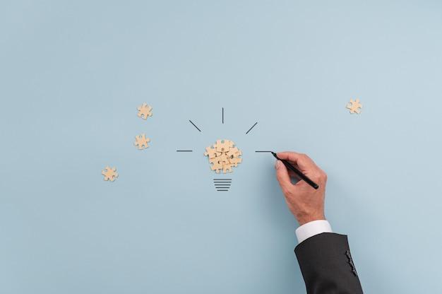 Visão de negócios e inovação