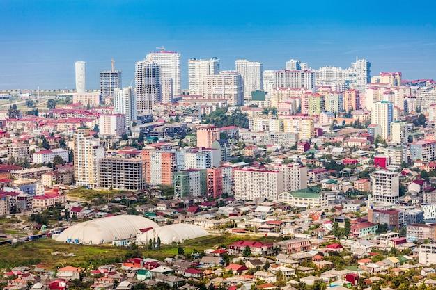 Vista aérea de batumi