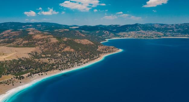 Vista do mar alania costline