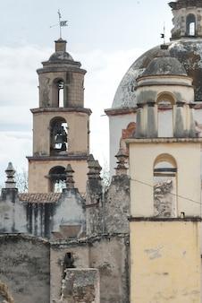 Vista exterior, de, a, igreja, santuário, de, atotonilco, san miguel allende, guanajuato, méxico