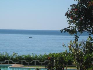 Vista para o mar de beleza