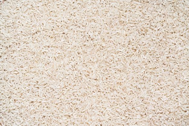 Vista superior da superfície de cimento grosso