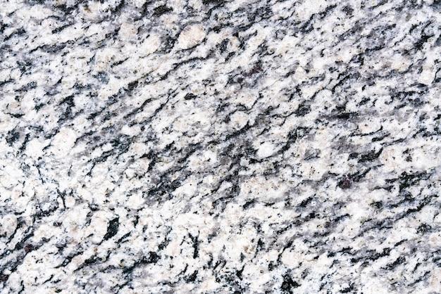 Vista superior da superfície de rocha grossa