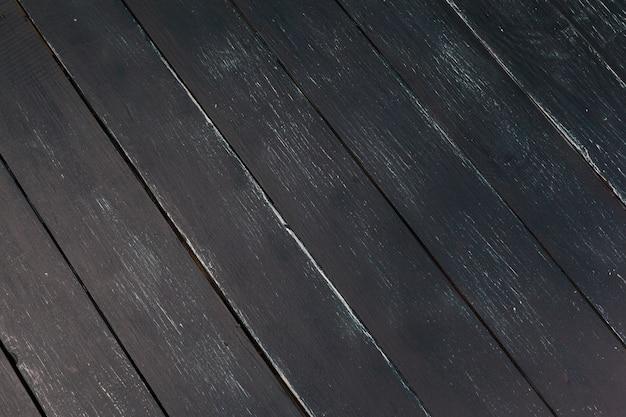 Vista superior de fundo de mesa de madeira