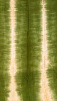 Vista superior de tecido colorido tie-dye