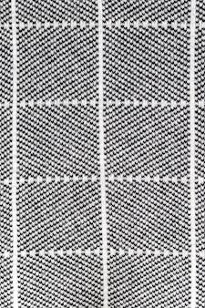 Vista superior do fundo da textura do tecido Foto Premium