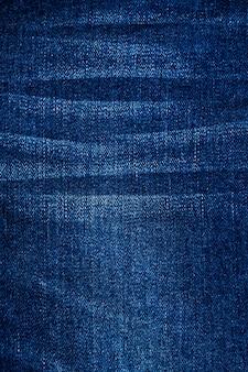 Vista superior do fundo da textura do tecido