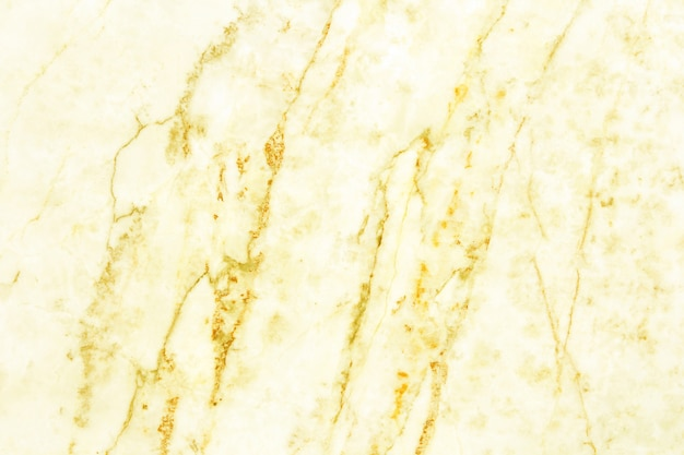 Vista superior do fundo de textura de mármore branco ouro