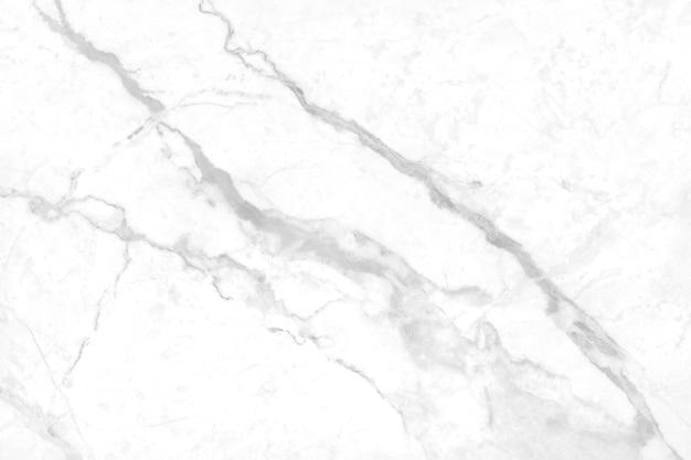Vista superior do fundo de textura de mármore cinza branco