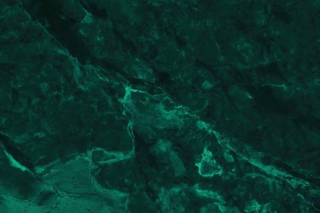Vista superior do fundo de textura de mármore verde escuro, piso de pedra natural