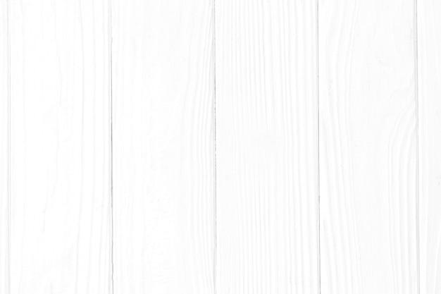 Vista superior do plano de fundo texturizado com pranchas de madeira brancas