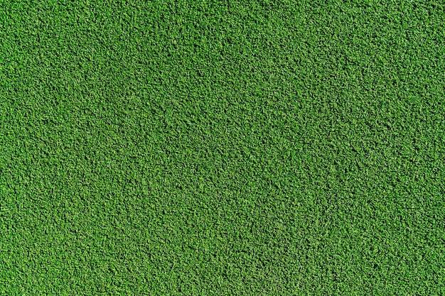 Vista superior grama artificial textura de fundo de campo de futebol