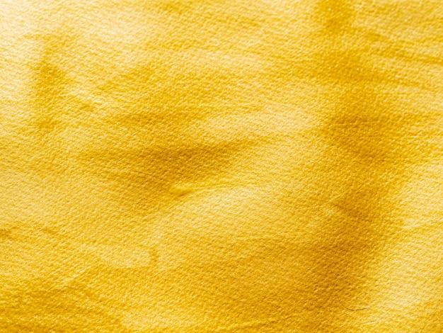 Vista superior textura de ouro e cópia espaço